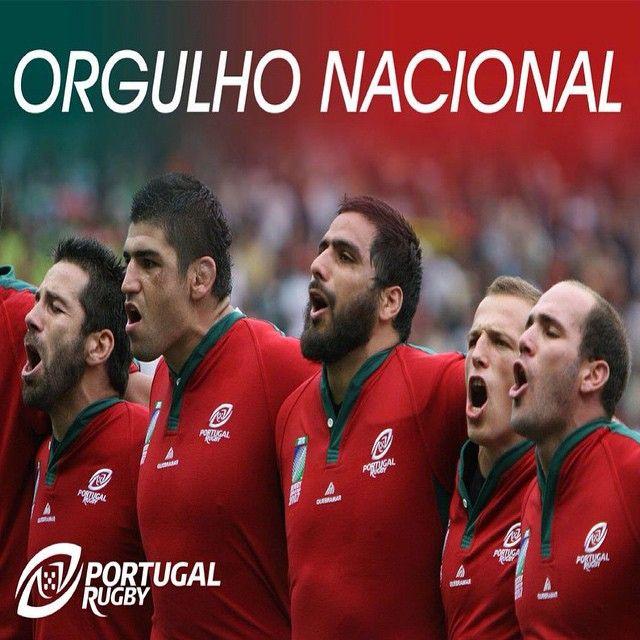 #TBT #rugby #Portugal #orgulho