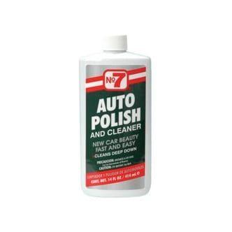 No7 01110 Auto Polish & Cleaner 14 Oz