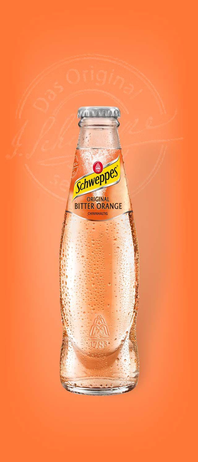 Schweppes Original Bitter Orange Chininhaltig Orange Edeka