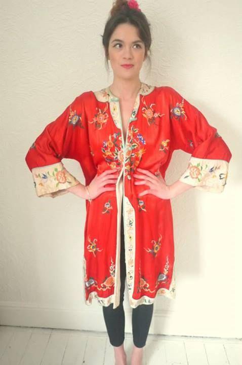 kimono £45
