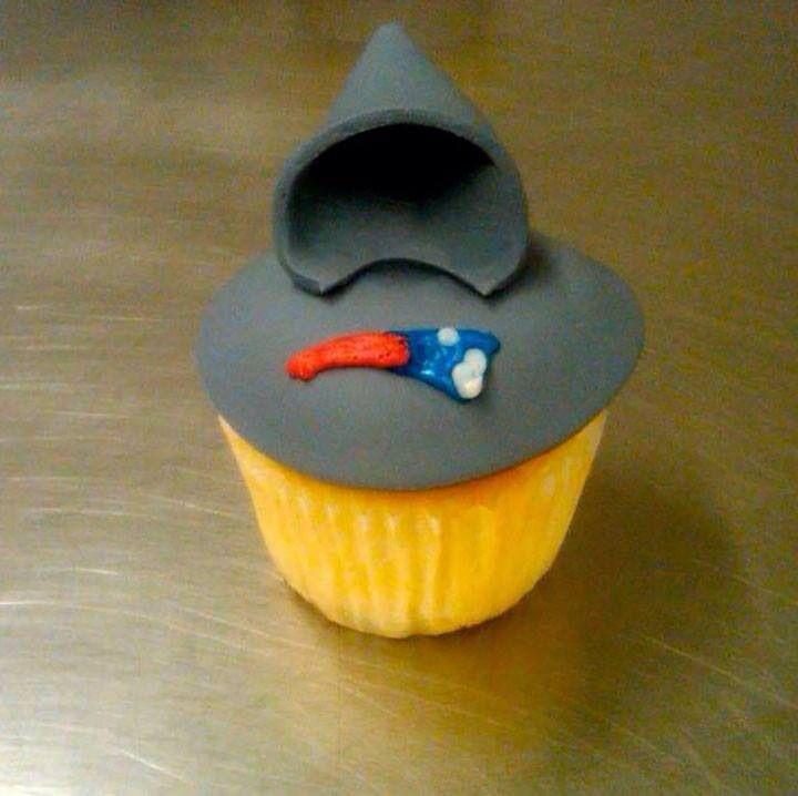 Bill Belichick cupcake