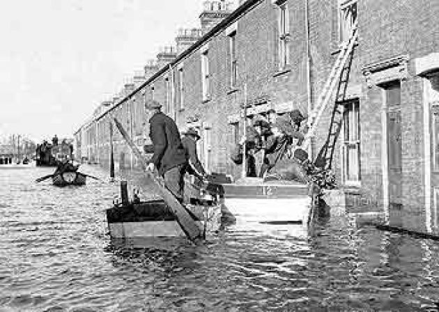 Eastern Daily Press remembers the 1953 floods