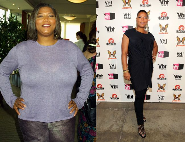 Queen Latifah Weight Loss Pictures, Weigh...