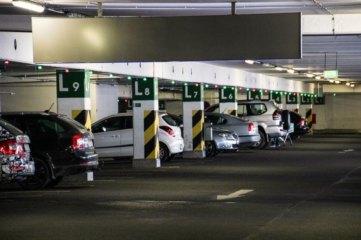 7 best PGS Parking guidance system GREEN Center images on Pinterest
