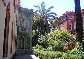 Barrio Yungay santiago de chile