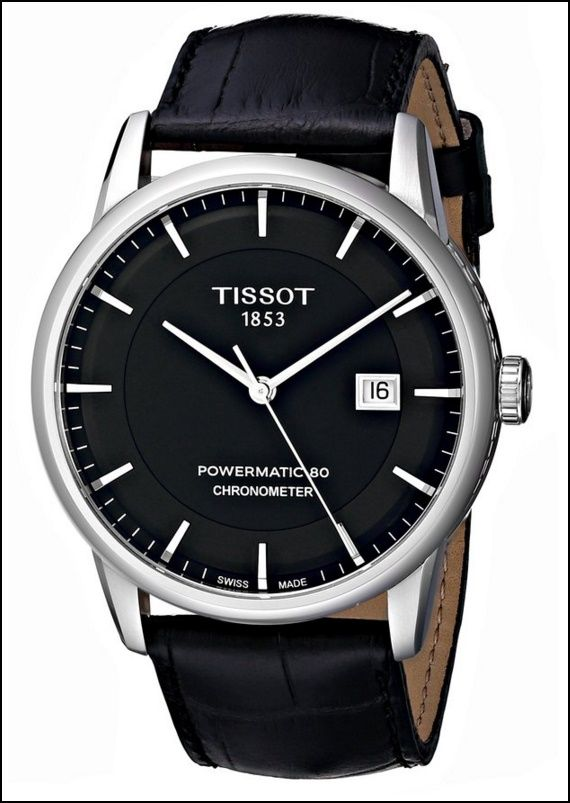 Tissot T0864081605100 Swiss Automatic Watch Review – Luxurious Analog Timepiece