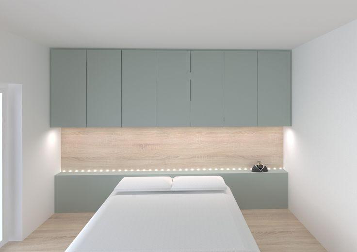 P A N D binnenhuis > ontwerp totaalproject > visualisatie appartement