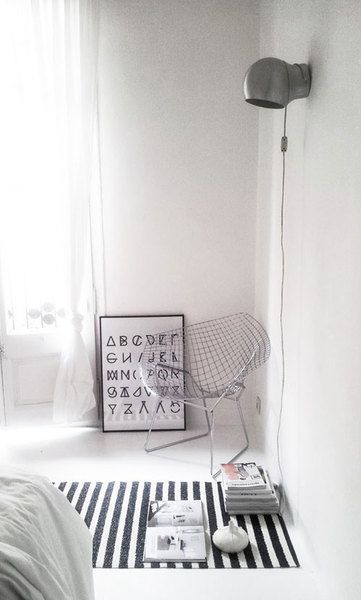 Teppiche - Teppichläufer gestreift, 70x200 cm, Innen u. Außen - ein Designerstück von sair01 bei DaWanda