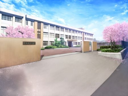 School Ground - Other & Anime Background Wallpapers on Desktop ...