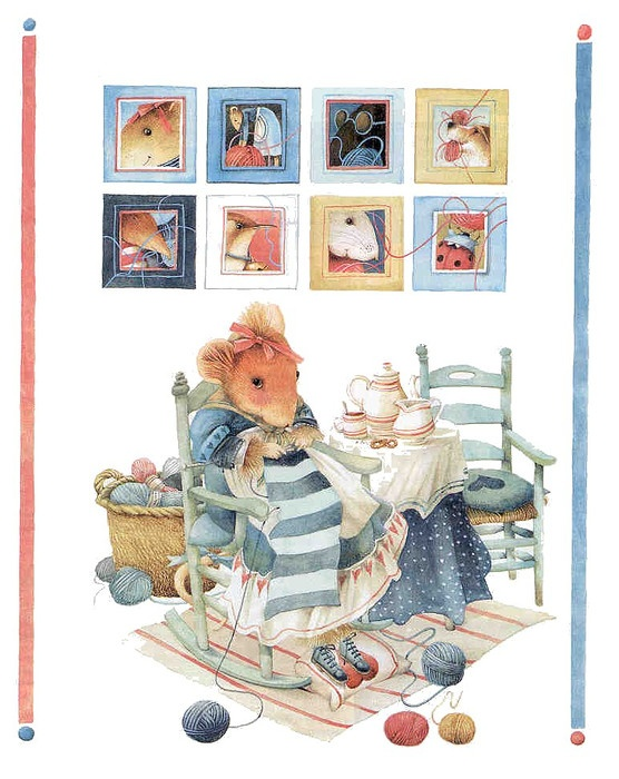 Marjolein Bastin - Vera knits!*