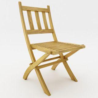 i am concept: Folding Chair