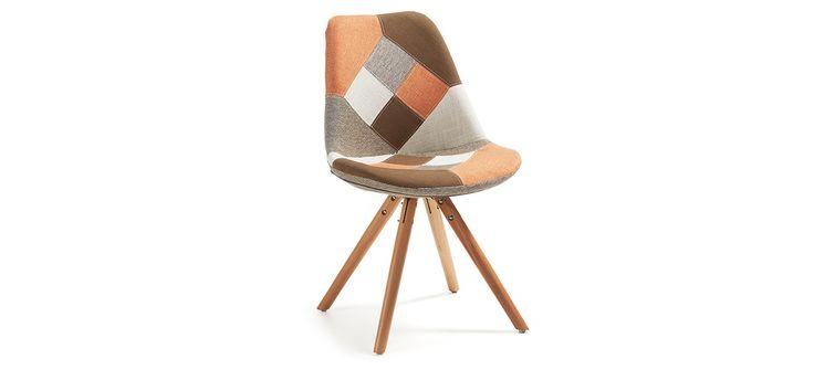 Lars Multicolor Dining Chair www.simpletaste.pt