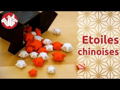 Difficulté: ★ | Senbazuru - Vidéos pour apprendre l'Origami