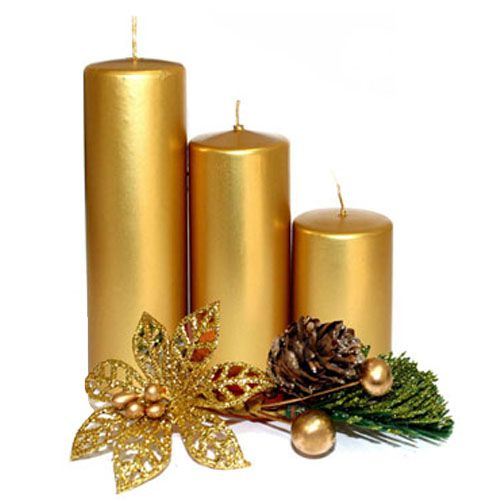 17 best images about navidad on pinterest set of for Cuartos decorados con velas
