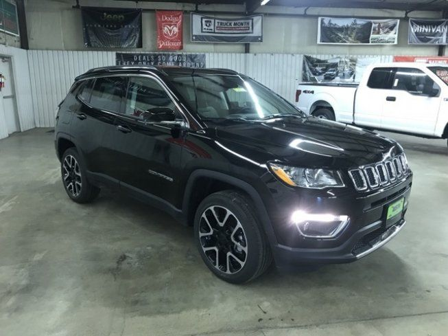 New 2018 Jeep Compass 4wd Limited Sport Utility For Sale Near You
