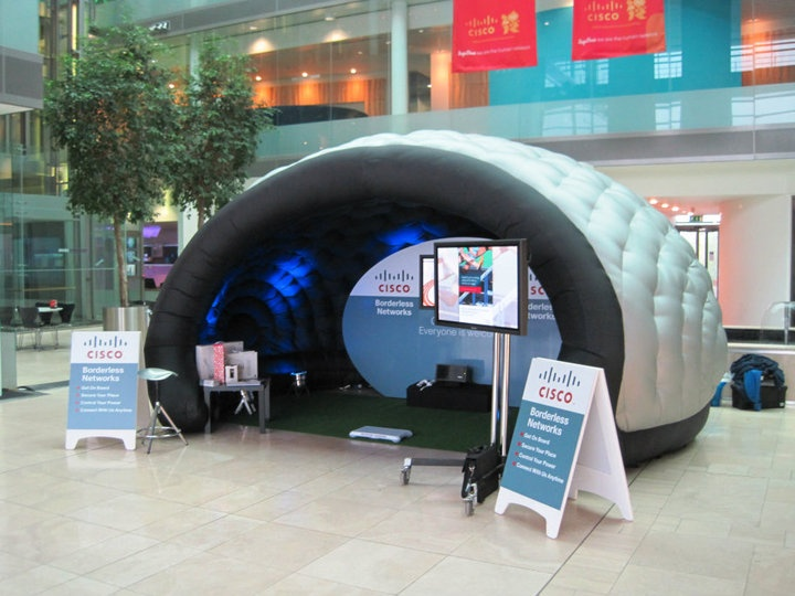 #LUNA#PORTABLE #INFLATABLE #MULTI-PURPOSE #EVENT #STRUCTURE #BRANDED #MINI-EVENT #INTERACTIVATION ZONE http://www.brandinteractivation.com/