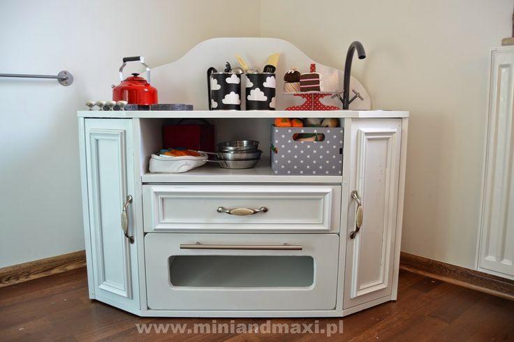 Kuchnia dla dziecka nasze DIY | M&M Lifestyle | Parenting | Moda dla małych i dużych