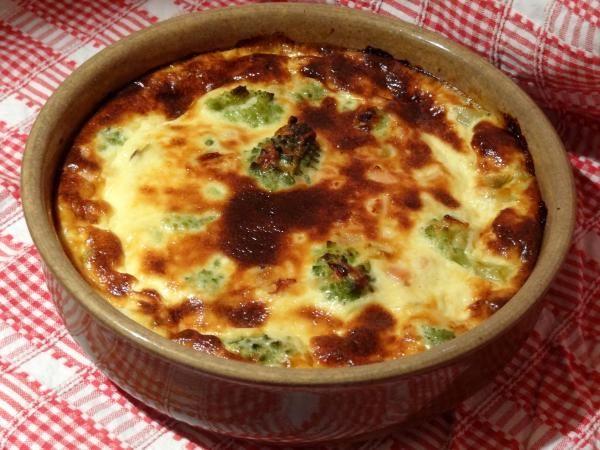 recette de gratin de chou - Petits choux Romanesco complètement gratinés...