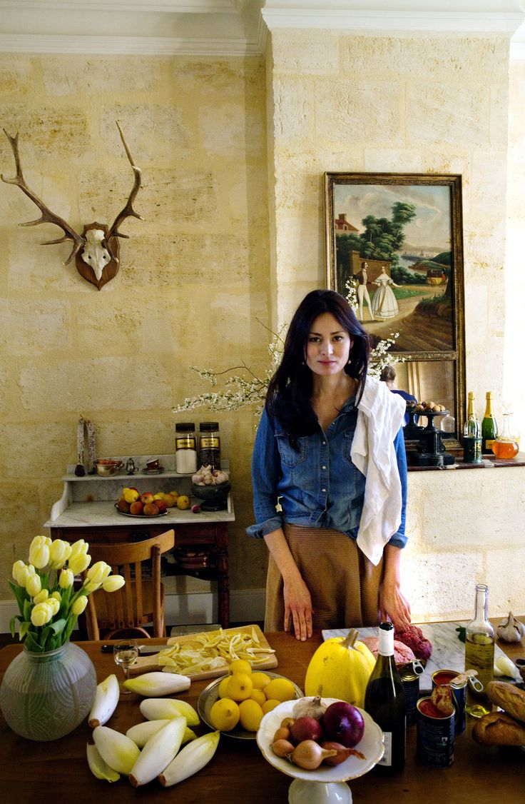 À la Française: tips voor een Frans gedekte Kersttafel aldus Mimi Thorisson - Vogue Nederland