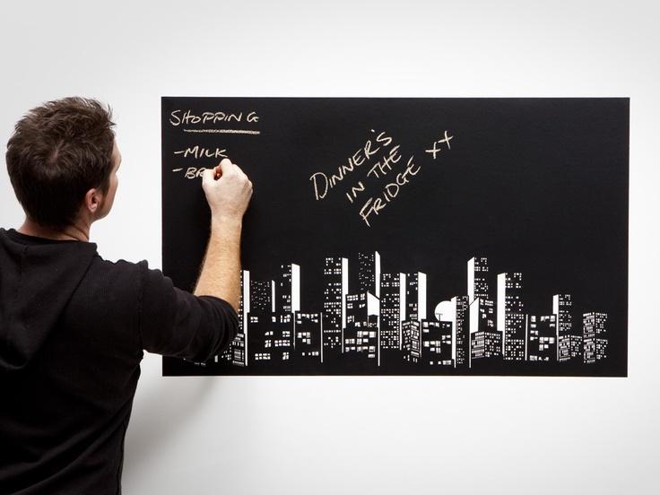 Blackboard - City Lights