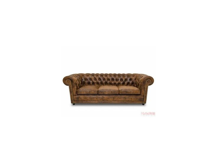 Sofa Oxford III ekoskóra — Sofy Kare Design — sfmeble.pl