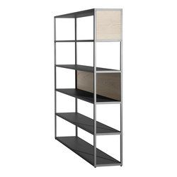 New Order Home Vertical Open Shelf by Hay | Shelving systems | Architonic