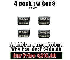 Very popular dual stack surface mount leds available while stocks last