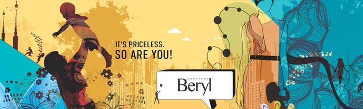 Kolte Patil Downtown Beryl  Location: Kharadi Sizes: 1055-1545sq ft Plans: 2 & 3 BHK Price: 58.03Lacs (5500/ sq ft)