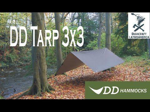 DD tarp 3x3 de DD Hammocks - http://survivinghub.com/dd-tarp-3x3-de-dd-hammocks/