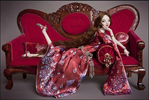 """Мой мир - """"Живые куклы"""" Марины Бычковой"""