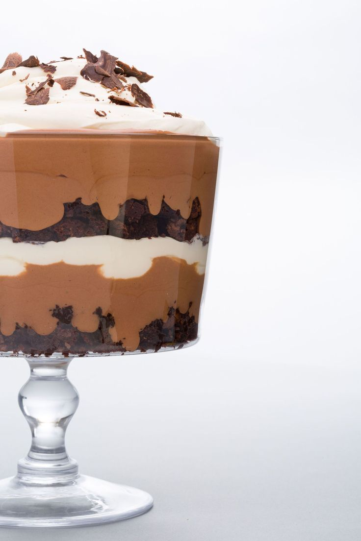 Trifle Desserts Baileys Recipes And Chocolate