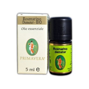 Olio essenziale di #Rosmarino, #Demeter