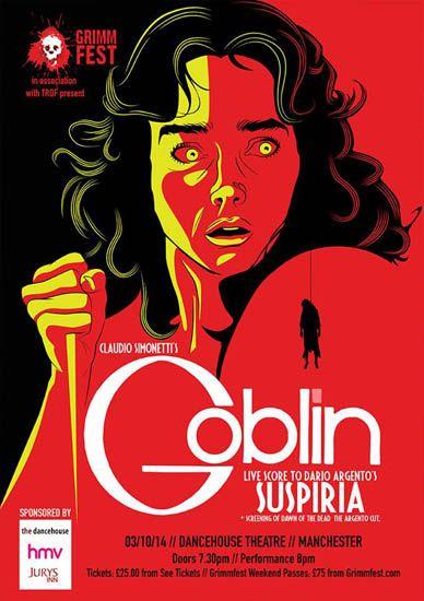 Goblin / Suspiria (1977)