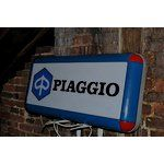 Image 1 Piaggio Vespa Dealer Workshop Shop Illuminated sign