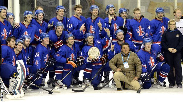 Defenceman Danny Meyers says Great Britain's ice hockey team can this week qualify for their first Olympics since 1948.