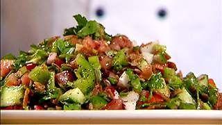 Fattoush | Salad recipes | Lebanese food | SBS Food