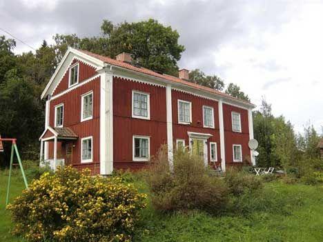 Vacker gård, Finnshyttan, Nora
