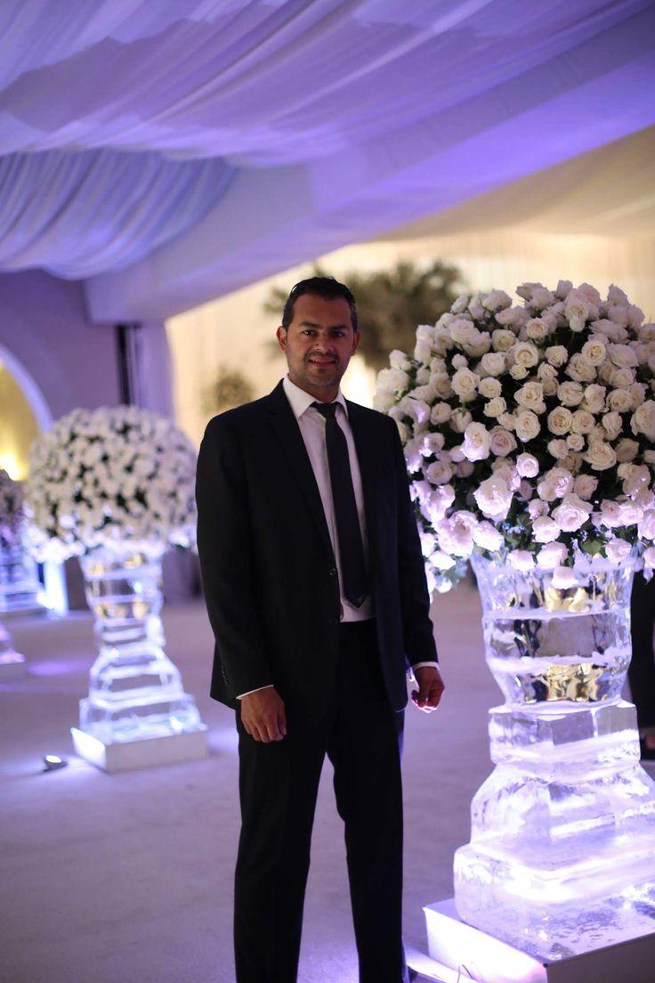 #figurasdehielo #esculturasdehielo #bodas #wedding #planner #bodasmexico #xvaños #eventos #hielo #pabloicemanstudio #floreros #flores #ice