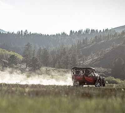 "New 2016 Honda Pioneerâ""¢ 1000-5 Deluxe ATVs For Sale in South Carolina."