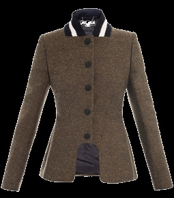 Natalie Tweed Equestrian Jacket by Stella Mccartney  #Matchesfashion