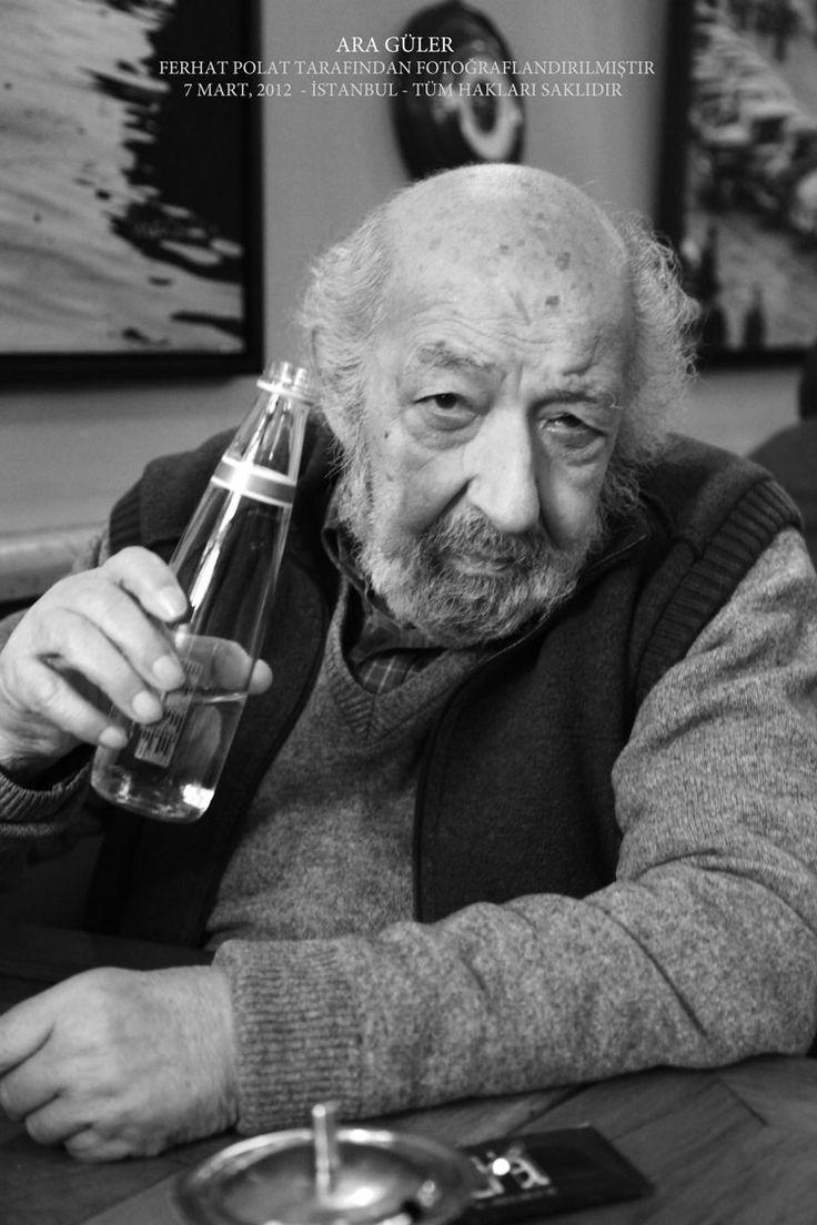 Ara Güler. Turkish photographer.