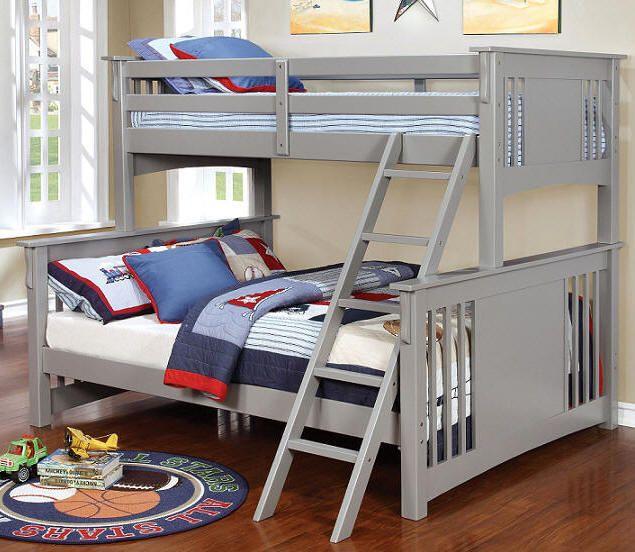 Best 25 Queen Bunk Beds Ideas On Pinterest Bunk Rooms