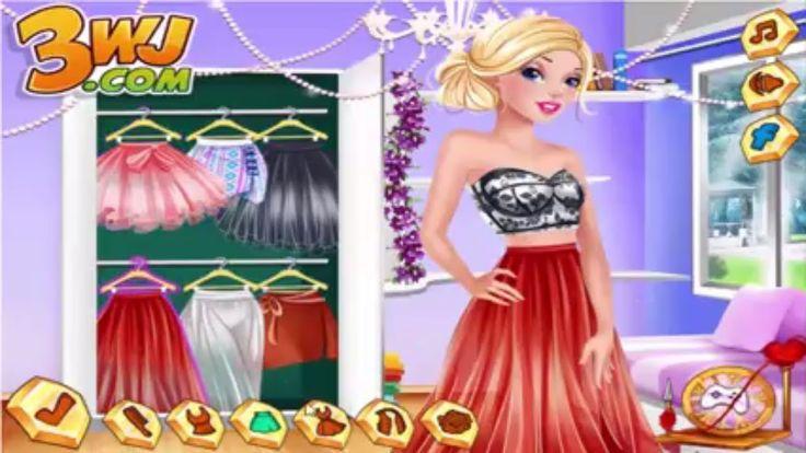 Disney Princess Games - Dress Up and Make Up - Princess Auroras New Fahion
