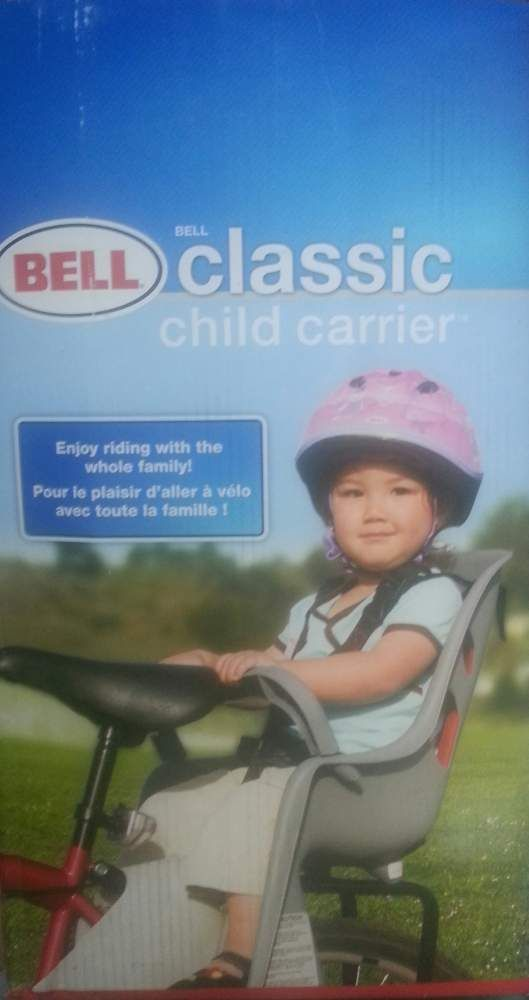 Child Bike Carrier Seat