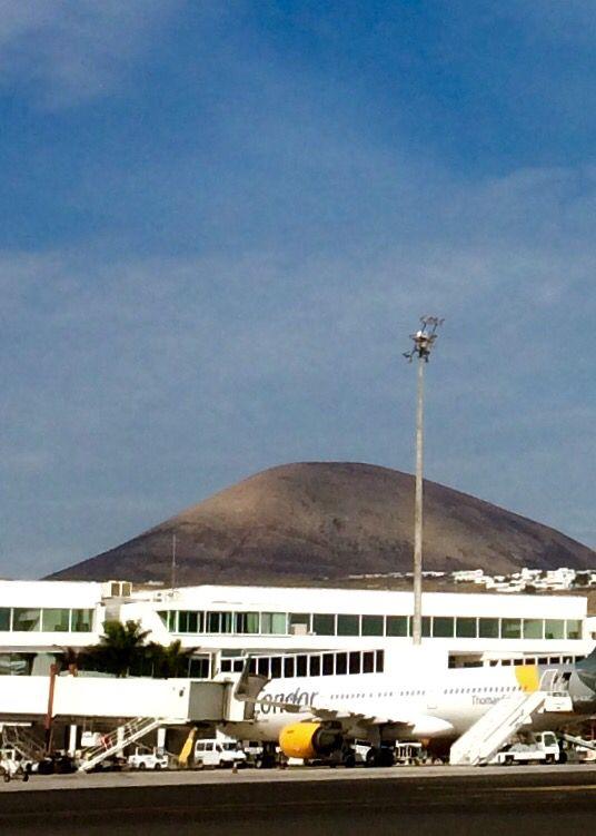 AirPort. Lanzarote.