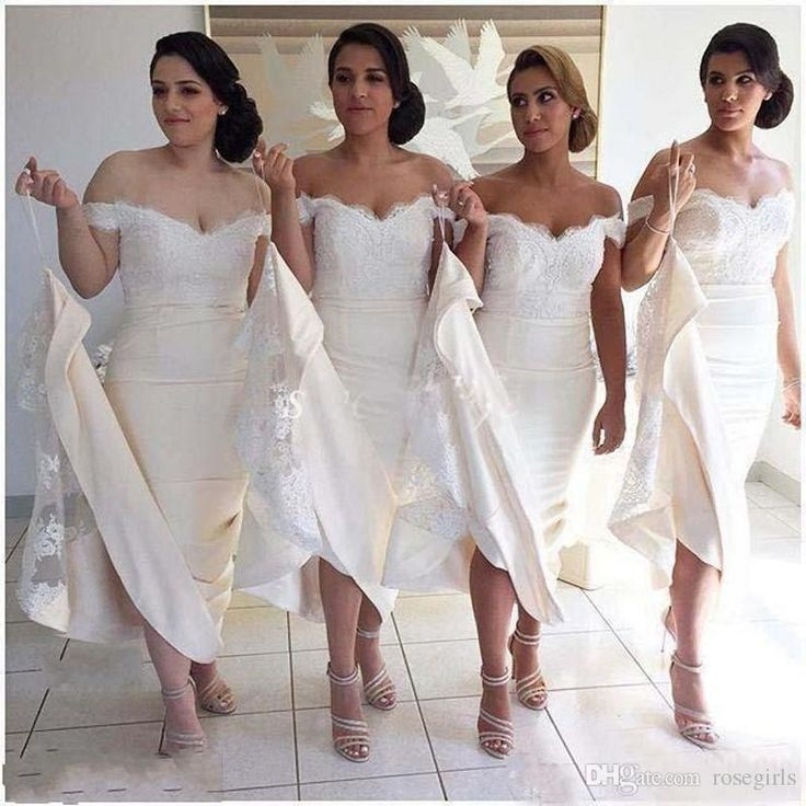 2016 Plus Size Mermaid Bridesmaid Dresses Lace Off The Shoulder Top Button Back Sweep Train Custom Made Arabic Mermaid Prom Evening Gowns Bridesmaid Dress Uk Bridesmaid Dresses Glasgow From Rosegirls, $115.58| Dhgate.Com