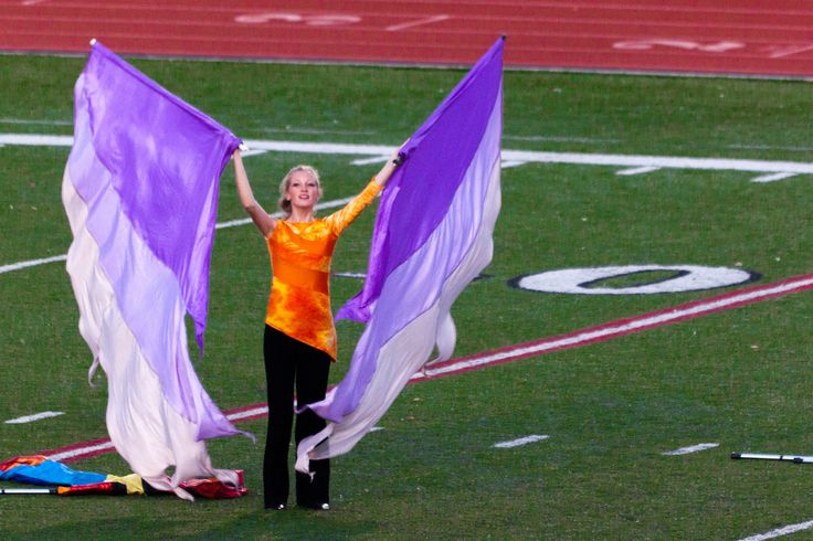 How to Survive Your First Year in Color Guard -- via wikiHow.com