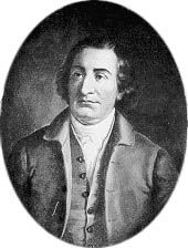 Edmund Jennings Randolph (August 10, 1753 –  September 12, 1813) was an American attorney, the seventh Governor of Virginia, the second Secretary of State, and the first United States Attorney General.