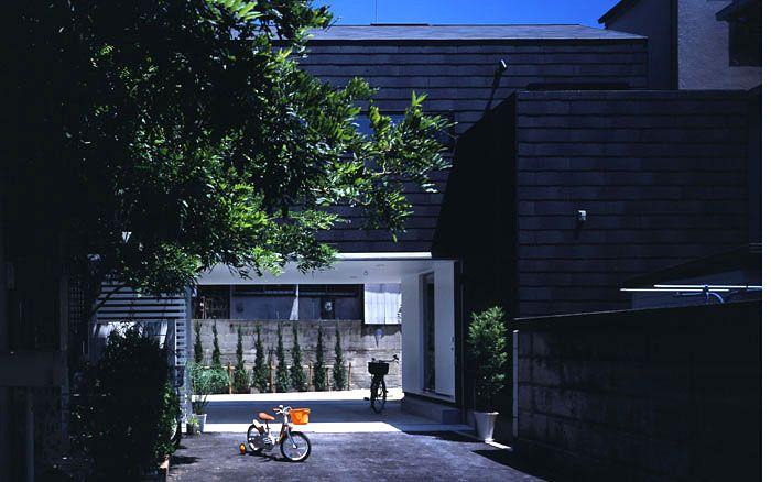 武庫之荘の家 外観