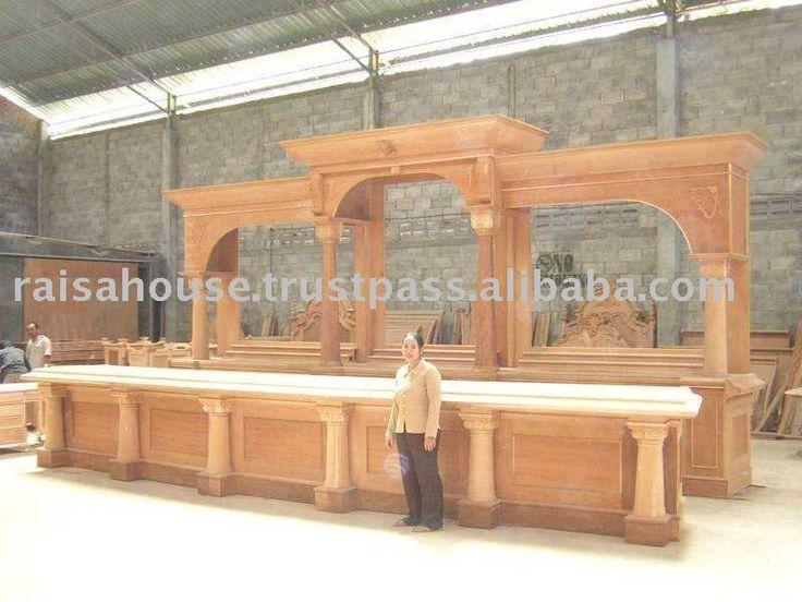 antique reproduction furniture - brunswick pub bar cabinet $3490~$3500